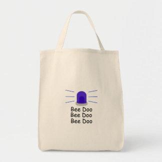 Bee Doo Bee Doo Bee Doo Tote Bags