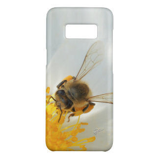 Bee Floral Elegant Fine Art Photography Unique Case-Mate Samsung Galaxy S8 Case