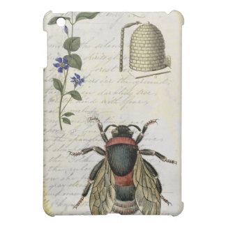 Bee Flower Hive iPad Mini Cases