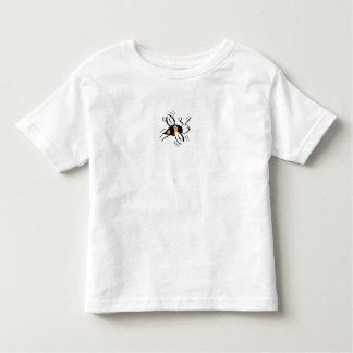 Bee Free Honey and Black Mini Toddler T-Shirt