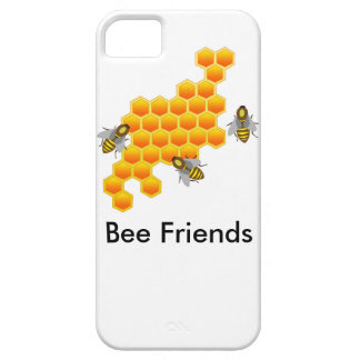 Bee Friends Phone Case Barely There iPhone 5 Case