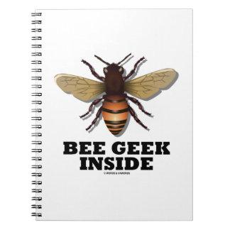 Bee Geek Inside Note Book