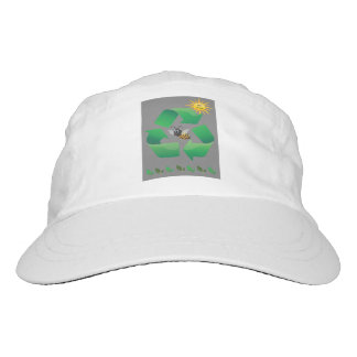 Bee Green - Cute Environmental Hat
