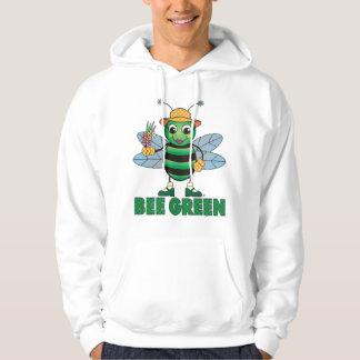 BEE Green Hoodie