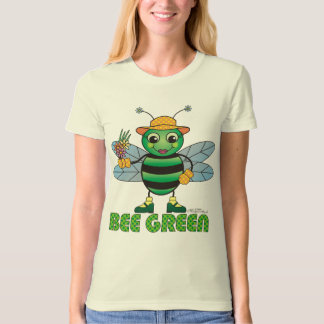 BEE Green Organic T-Shirt