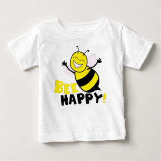 Bee Happy Baby T-Shirt