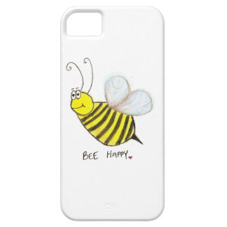 Bee Happy- iphone 6/6s case iPhone 5 Cover