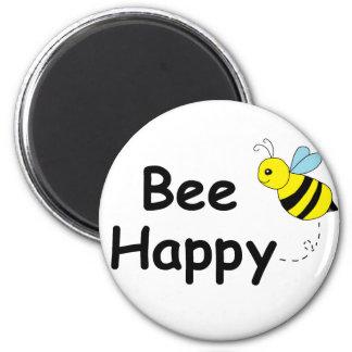 Bee Happy Magnet