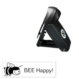 Bee Happy Pocket Stamp