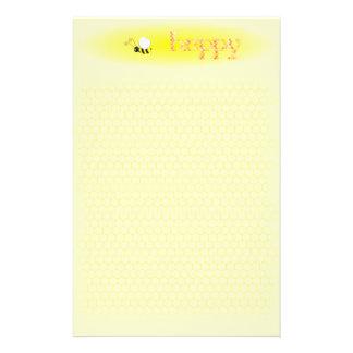 BEE.Happy Stationery (Portrait)