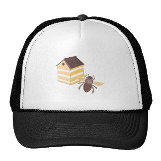Bee Hive Cap