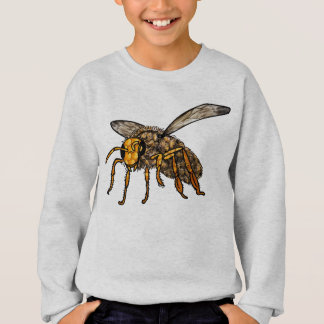 Bee Hive in Bee Sweatshirt
