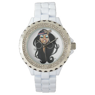 BEE Humble Watch White