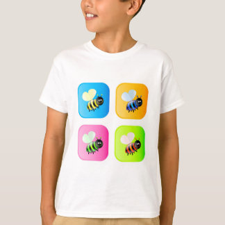 Bee Icons T-Shirt