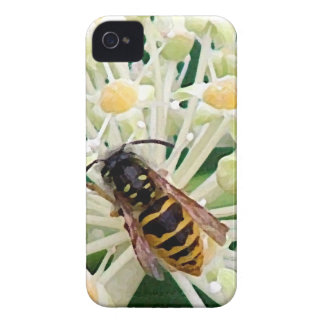 Bee in Nature Case-Mate iPhone 4 Case