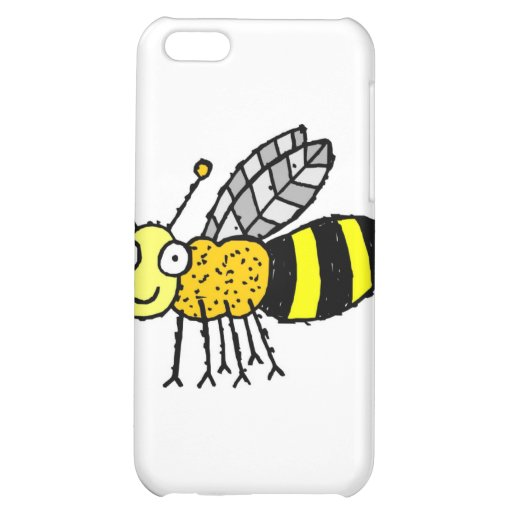 Bee Cover For iPhone 5C