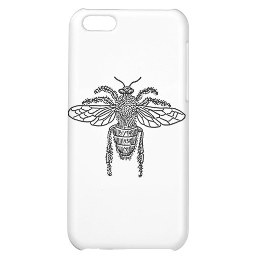 bee case for iPhone 5C