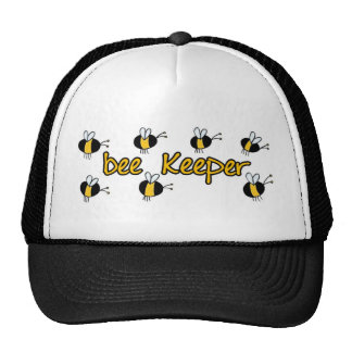 bee keeper mesh hats