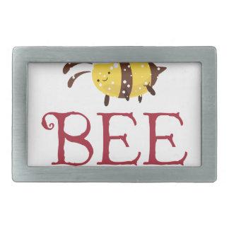 Bee Keeper Christmas Edition Belt Buckle