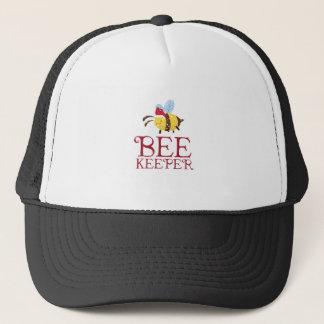 Bee Keeper Christmas Edition Trucker Hat