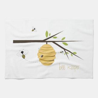 Bee Keeper Tea Towel
