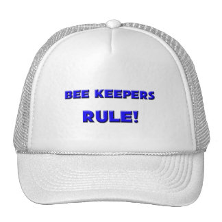 Bee Keepers Rule! Trucker Hats