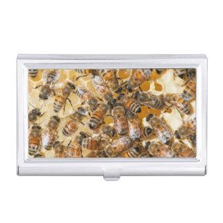 Bee keeping at Arlo's Honey Farm Business Card Holder