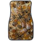 Bee keeping at Arlo's Honey Farm Car Mat