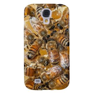 Bee keeping at Arlo's Honey Farm Galaxy S4 Case