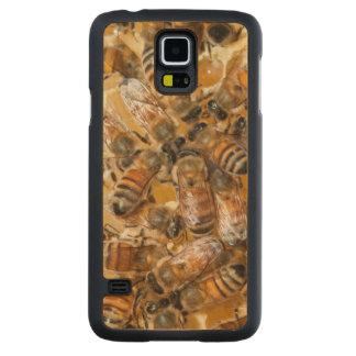 Bee keeping at Arlo's Honey Farm Maple Galaxy S5 Slim Case