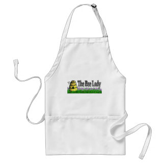 Bee Lady Adult Apron