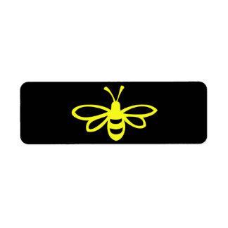 Bee (lemon colored)