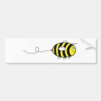 Bee Line Bumper Sticker