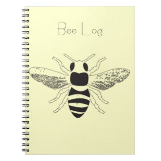 Bee Log - a Beekeeper's Notebook