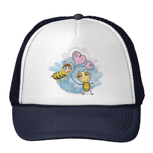 Bee Love Hats