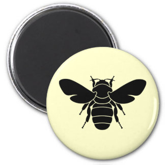 Bee Fridge Magnet