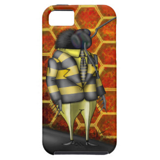 Bee Man iPhone 5 Cover