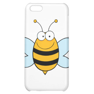 Bee Mascot Cartoon Character Case For iPhone 5C