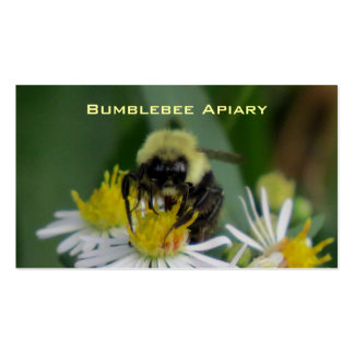 Bee Me Apiary Pack Of Standard Business Cards
