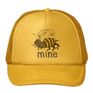 Bee Mine Cap