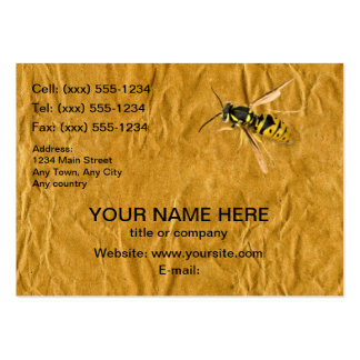 BEE MINE (exterminators / pest control) ~ Pack Of Chubby Business Cards