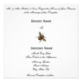Bee-Mine Personalized Invite