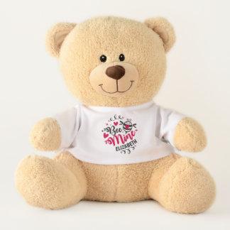 """Bee Mine"" Valentine's Day Teddy Bear"