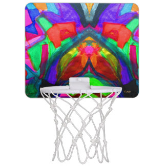 Bee Mini Basketball Hoop