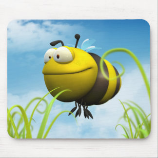 Bee Mouse Mat