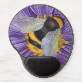 Bee Mousepad Gel Mouse Mat