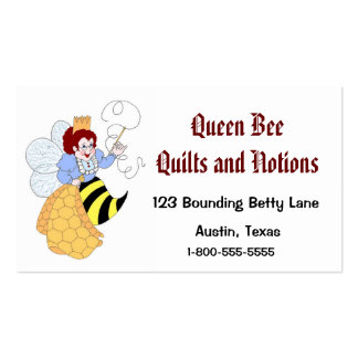 Bee Muse Business Cards