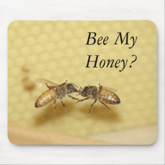 Bee My Honey Mouse Pad