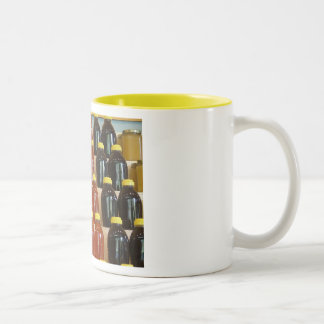 Bee my honey Two-Tone coffee mug