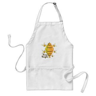 Bee My Honeybee Adult Apron
